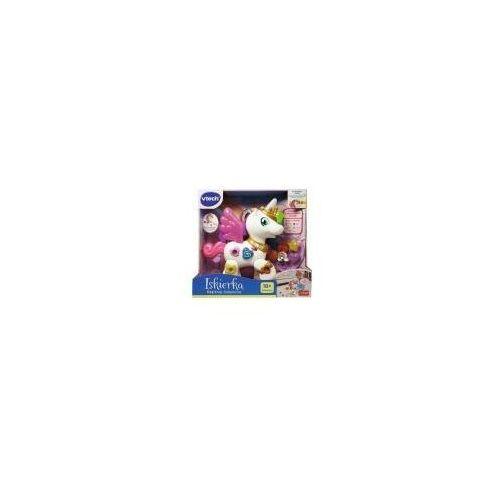 Pozostałe zabawki, vTech Iskierka Magiczny Jednorożec Zabawka interaktywna 18msc+