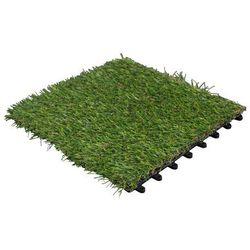 Podest sztuczna trawa 30x30x2,2cm