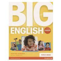 Książki do nauki języka, Big English Starter. Podręcznik (opr. miękka)