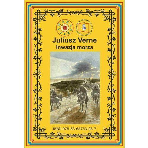 E-booki, Inwazja morza - Juliusz Verne (EPUB)