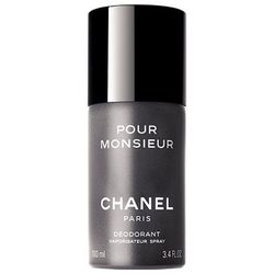 CHANEL - Pour Monsieur Dezodorant w sprayu DSP 100 ml Dla Panów