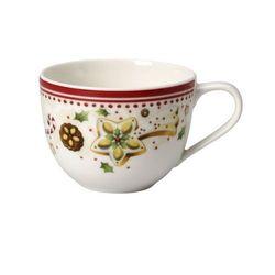 Villeroy & Boch - Filiżanka do kawy 0,23l - Winter Bakery Delight 14-8612-1305