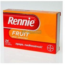 Rennie Fruit,tabl.do ssan.,sm.owoc.,24szt,bl(2x12)