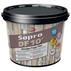 Fuga szeroka Sopro Flex DF10 Design 18 piasek szary 2 5 kg