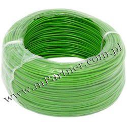 Przewód LGY 1x2,5 mm zielony 100m