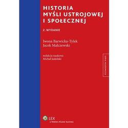 Historia myśli ustrojowej i społecznej - Dostępne od: 2014-10-10 (opr. miękka)