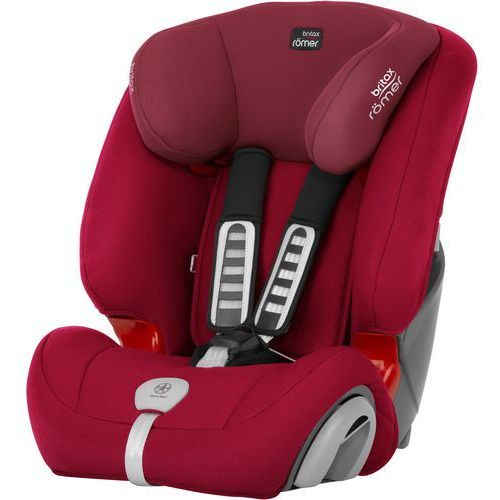Foteliki grupa I, Britax Evolva 1-2-3 Plus 9-36kg FLAME RED