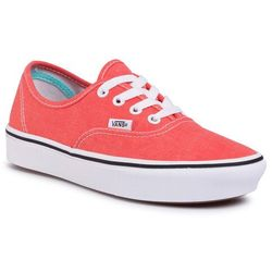 Tenisówki VANS - Comfycush Authent VN0A3WM7WWC1 (Washed Canvas) Grenadine