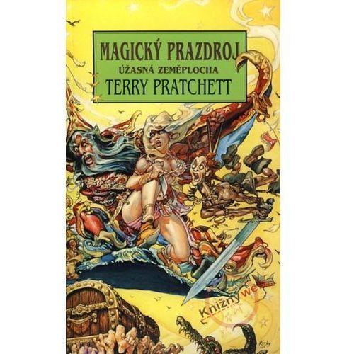 Pozostałe książki, Magický prazdroj Terry Pratchett