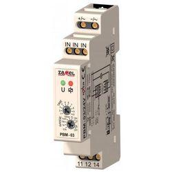 Przekaźnik bistabilny PBM-03/24V