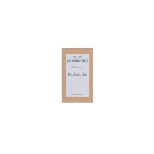 Poezja, Ferdydurke. Pisma zebrane Tom II - Witold Gombrowicz (opr. twarda)