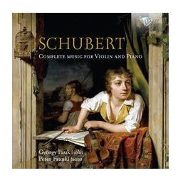 Schubert: Complete Music For Violin And Piano - Wyprzedaż do 90%