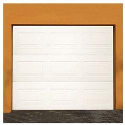 Brána garážová sekčná kazeta biela 2560x2250mm