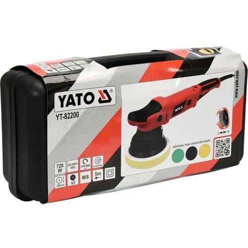 Szlifierki i polerki, Yato YT-82200