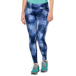 Legginsy ATHLETIC CLOUD TIGHTS WMN midnight blue all over - M