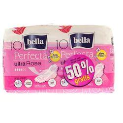 Podpaski Bella Perfecta Ultra Rose 20szt. /2 opakowania