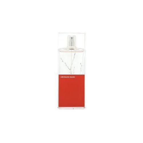 Wody toaletowe damskie, Armand Basi In Red woda toaletowa dla kobiet 100 ml