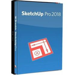 Sketchup Pro 2018 ENG Win/Mac BOX + V-Ray 3.6 USB BOX