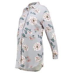 JoJo Maman Bébé FLORAL FLUID Koszula grey