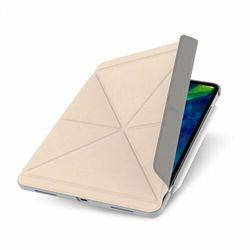 "Moshi VersaCover Etui Origami iPad Pro 11"" (2020) / iPad Pro 11"" (2018) z Ładowaniem Apple Pencil (Savanna Beige)"