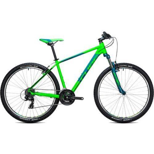 "Rowery górskie, Cube Cube Aim 27 (14"") green/blue"
