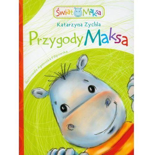Książki dla dzieci, Przygody Maksa (opr. miękka)