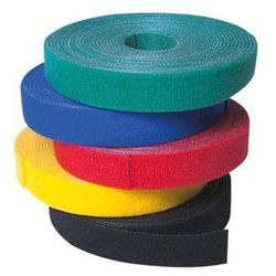LogiLink - Cable Strap Velcro Tape 4m yellow