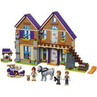 Klocki dla dzieci, 41369 DOM MII (Mia's House) KLOCKI LEGO FRIENDS