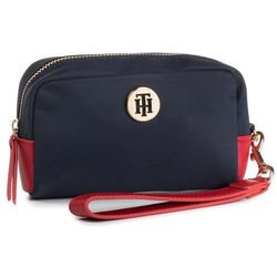 Kosmetyczka TOMMY HILFIGER - Core Nylon Make Up Bag AW0AW06839 901