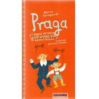 Przewodniki turystyczne, Praga dla młodych podróżników - Marta Spingardi (opr. twarda)