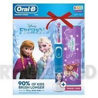Szczoteczki do zębów, Szczoteczka do zębów Oral-B Frozen