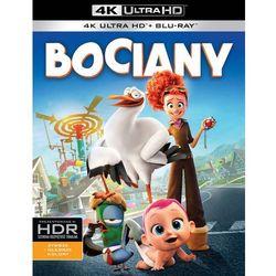 Bociany 4K (Blu-Ray) - Nicholas Stoller, Doug Sweetland