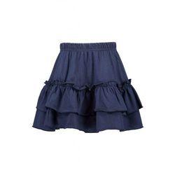 Spódnica dziewczęca z falbankami 3Q38A6 Oferta ważna tylko do 2023-03-16