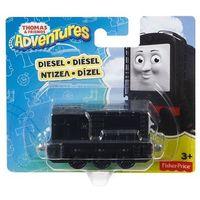 Pojazdy bajkowe dla dzieci, Tomek i Przyjaciele Mała lokomotywa, Diesel