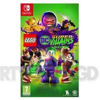 Gry Nintendo Switch, LEGO DC Super-Villains Złoczyńcy