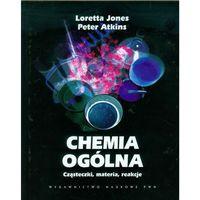 Chemia, Chemia ogólna Cząsteczki materia reakcje (opr. twarda)