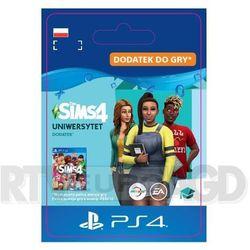 The Sims 4 - Uniwersytet DLC [kod aktywacyjny] PS4