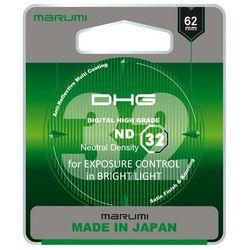 Filtr Marumi DHG ND32 62mm (MND(32)62 DHG) Darmowy odbiór w 21 miastach!