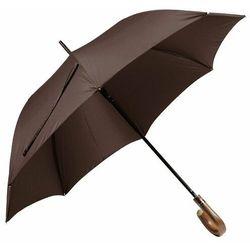 bugatti Knight Parasol na kiju, długi 98 cm braun ZAPISZ SIĘ DO NASZEGO NEWSLETTERA, A OTRZYMASZ VOUCHER Z 15% ZNIŻKĄ