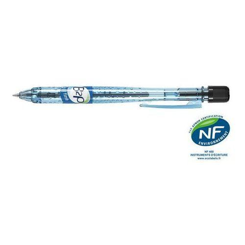 Długopisy, Długopis olejowy Pilot B2P Soda Begreen Czarna porzeczka Medium