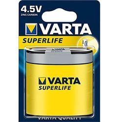 bateria cynkowo-węglowa VARTA 3R12 - płaska (blister)