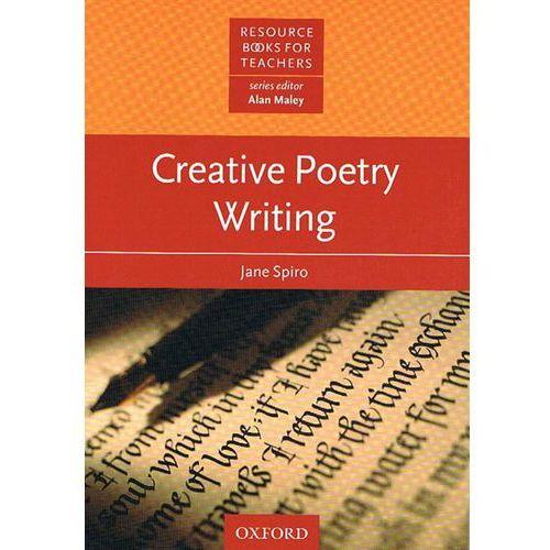 Książki do nauki języka, Resource Books for Teachers Creative Poetry Writing (opr. miękka)