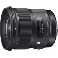 Obiektywy do aparatów, Obiektyw SIGMA A 24 mm f/1.4 DG HSM Canon DARMOWY TRANSPORT
