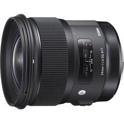 Obiektyw SIGMA A 24/1.4 DG HSM Canon + DARMOWY TRANSPORT!