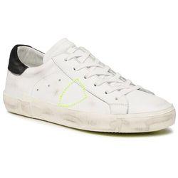 Sneakersy PHILIPPE MODEL - Prsx PRLU VBF1 Neon Blanc