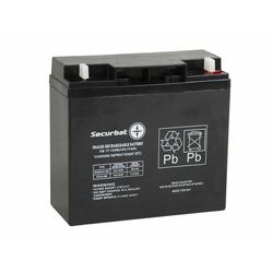 Akumulator żelowy SECURBAT CB 17-12 12V 17Ah