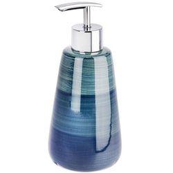 Dozownik do mydła w płynie, żelu POTTERY PETROL, WENKO