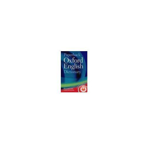 Książki do nauki języka, Oxford English Dictionary. 120 000 słów, fraz i definicji (opr. miękka)