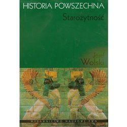 Historia powszechna Starożytność (opr. miękka)