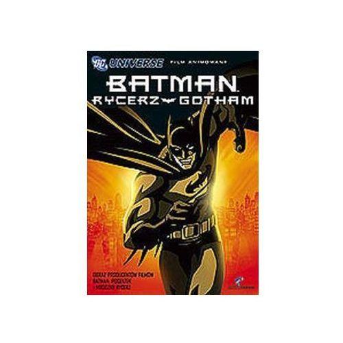 Filmy animowane, Film GALAPAGOS Batman: Rycerz Gotham